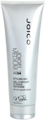 Joico Style and Finish gel na vlasy střední zpevnění