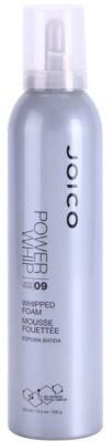 Joico Style and Finish пінка для волосся екстра сильної фіксації