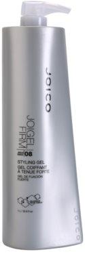 Joico Style and Finish gel na vlasy silné zpevnění