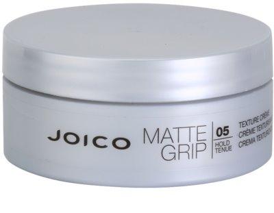 Joico Style and Finish crema modeladora con acabado mate fijación media