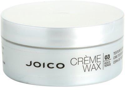 Joico Style and Finish modelujący wosk  do włosów przeciwko puszeniu się włosów