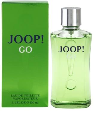 Joop! Go! Eau de Toilette para homens