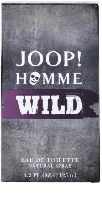 Joop! Homme Wild Eau de Toilette para homens 4