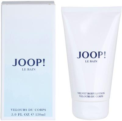 Joop! Le Bain testápoló tej nőknek