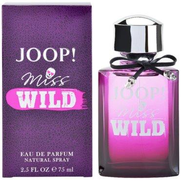 Joop! Miss Wild Eau de Parfum para mulheres