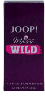 Joop! Miss Wild Körperlotion für Damen 3