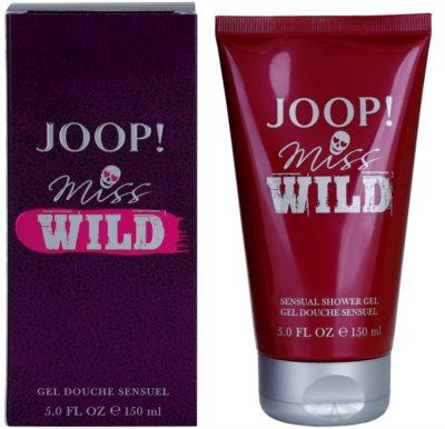 Joop! Miss Wild Shower Gel for Women