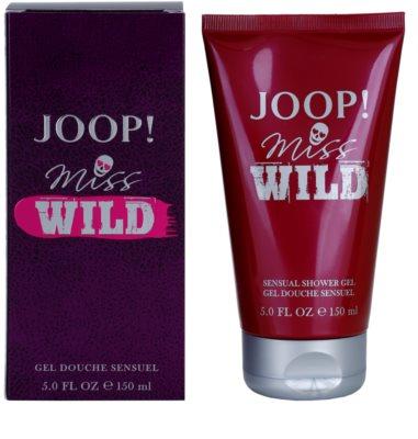 Joop! Miss Wild Shower Gel for Women 3