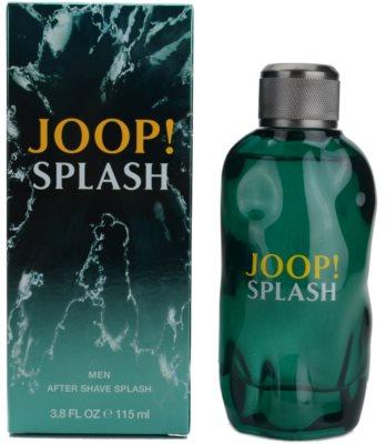 Joop! Splash borotválkozás utáni arcvíz férfiaknak