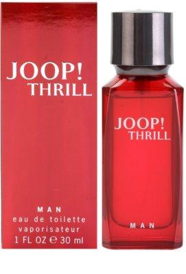 Joop! Thrill Man eau de toilette férfiaknak