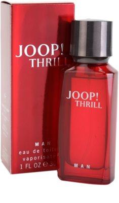 Joop! Thrill Man Eau de Toilette para homens 1