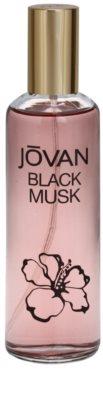 Jovan Black Musk Eau de Cologne para mulheres 2
