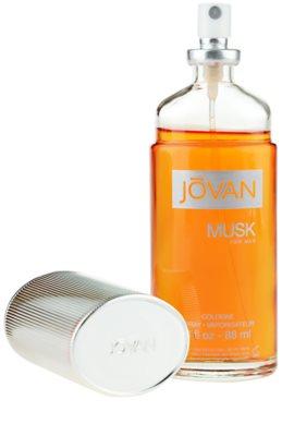 Jovan Musk kolonjska voda za moške 3