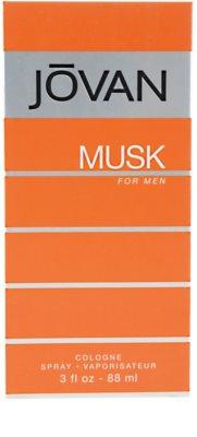 Jovan Musk kolonjska voda za moške 4