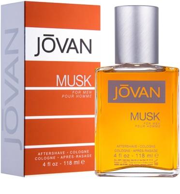 Jovan Musk after shave pentru barbati 1
