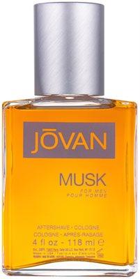 Jovan Musk voda po holení pro muže