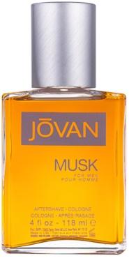 Jovan Musk woda po goleniu dla mężczyzn