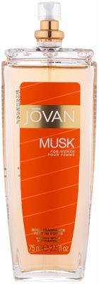 Jovan Musk спрей за тяло за жени