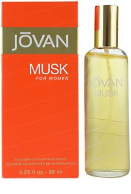 Jovan Musk Eau De Cologne pentru femei