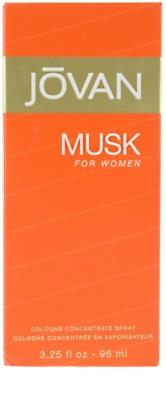 Jovan Musk одеколон для жінок 3