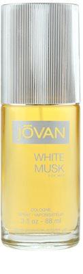 Jovan White Musk Eau de Cologne für Herren 2