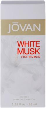 Jovan White Musk одеколон за жени 4