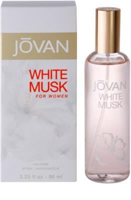 Jovan White Musk kolínská voda pro ženy