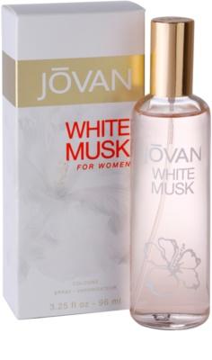 Jovan White Musk одеколон за жени 1
