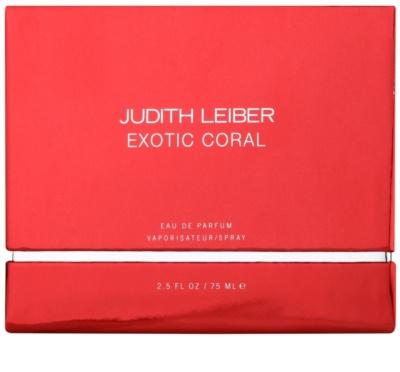 Judith Leiber Exotic Coral eau de parfum nőknek 1