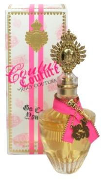 Juicy Couture Couture Couture Eau de Parfum für Damen
