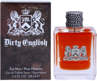 Juicy Couture Dirty English туалетна вода для чоловіків