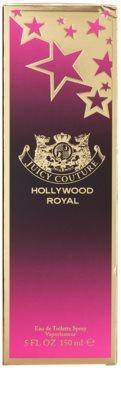 Juicy Couture Hollywood Royal toaletná voda pre ženy 4