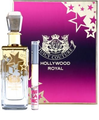 Juicy Couture Hollywood Royal coffret presente