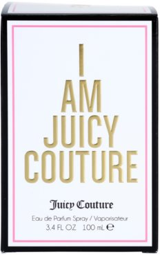 Juicy Couture I Am Juicy Couture eau de parfum nőknek 4