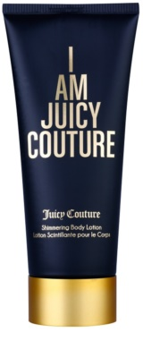 Juicy Couture I Am Juicy Couture leche corporal para mujer   třpytivé tělové mléko 2