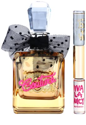 Juicy Couture Viva La Juicy Gold Couture Geschenksets 1
