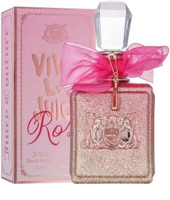 Juicy Couture Viva La Juicy Rosé eau de parfum nőknek 1