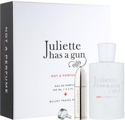Juliette Has a Gun Not a Perfume Gift Set