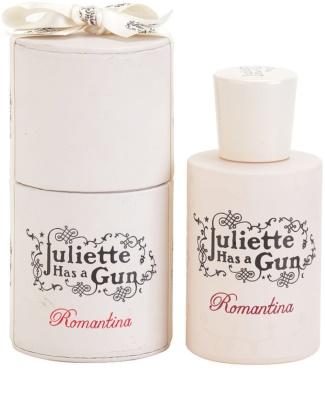 Juliette Has a Gun Romantina eau de parfum para mujer