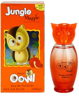 Jungle Magic Smart Oowl eau de toilette gyermekeknek