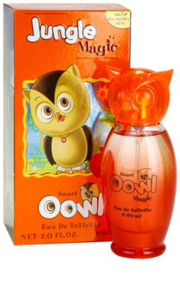 Jungle Magic Smart Oowl eau de toilette gyermekeknek 1