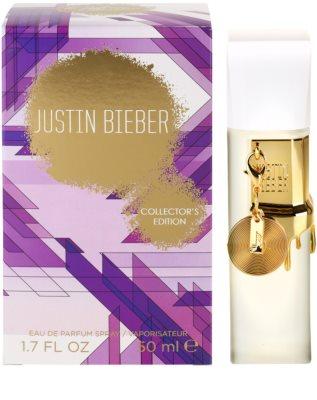 Justin Bieber Collector eau de parfum nőknek