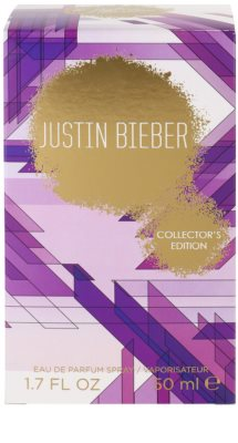 Justin Bieber Collector eau de parfum para mujer 4