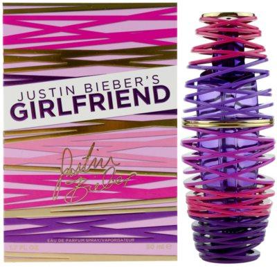 Justin Bieber Girlfriend parfémovaná voda pro ženy