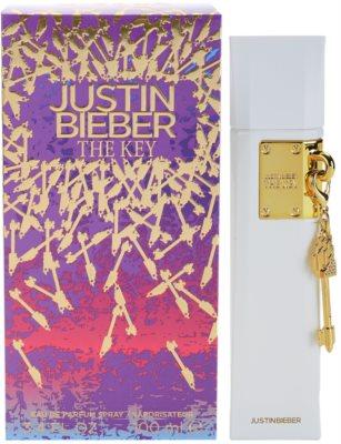 Justin Bieber The Key Eau de Parfum für Damen