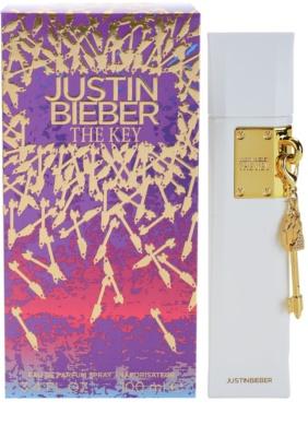 Justin Bieber The Key parfémovaná voda pre ženy