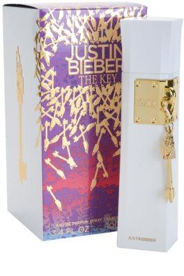 Justin Bieber The Key woda perfumowana dla kobiet 1