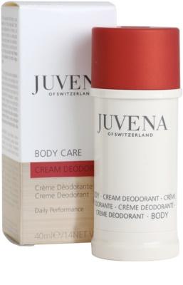 Juvena Body Care desodorante en crema 3