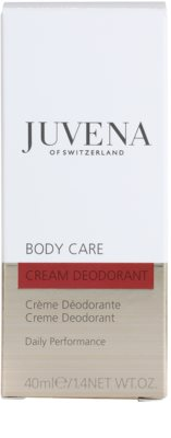 Juvena Body Care Antiperspirant Cream 4