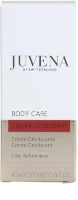 Juvena Body Care desodorante en crema 4